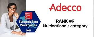Adecco-2021-Europes-Best-Workplaces-Rank