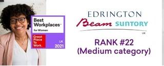 Edrington-Beam-Suntory-uk-best-workplaces-for-women-2021