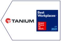 Tanium-best-workplaces-2021-flag