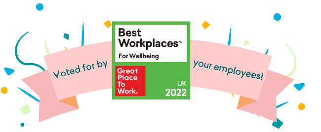 best-workplaces-in-wellbeing-logo-ribbon-pink-green