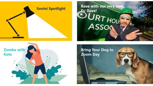 dog-zoom-day-yoga-pose-sovini-spotlight-lamp-dj-dave