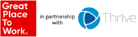 great-place-to-work-in-partnership-with-thrive-logos