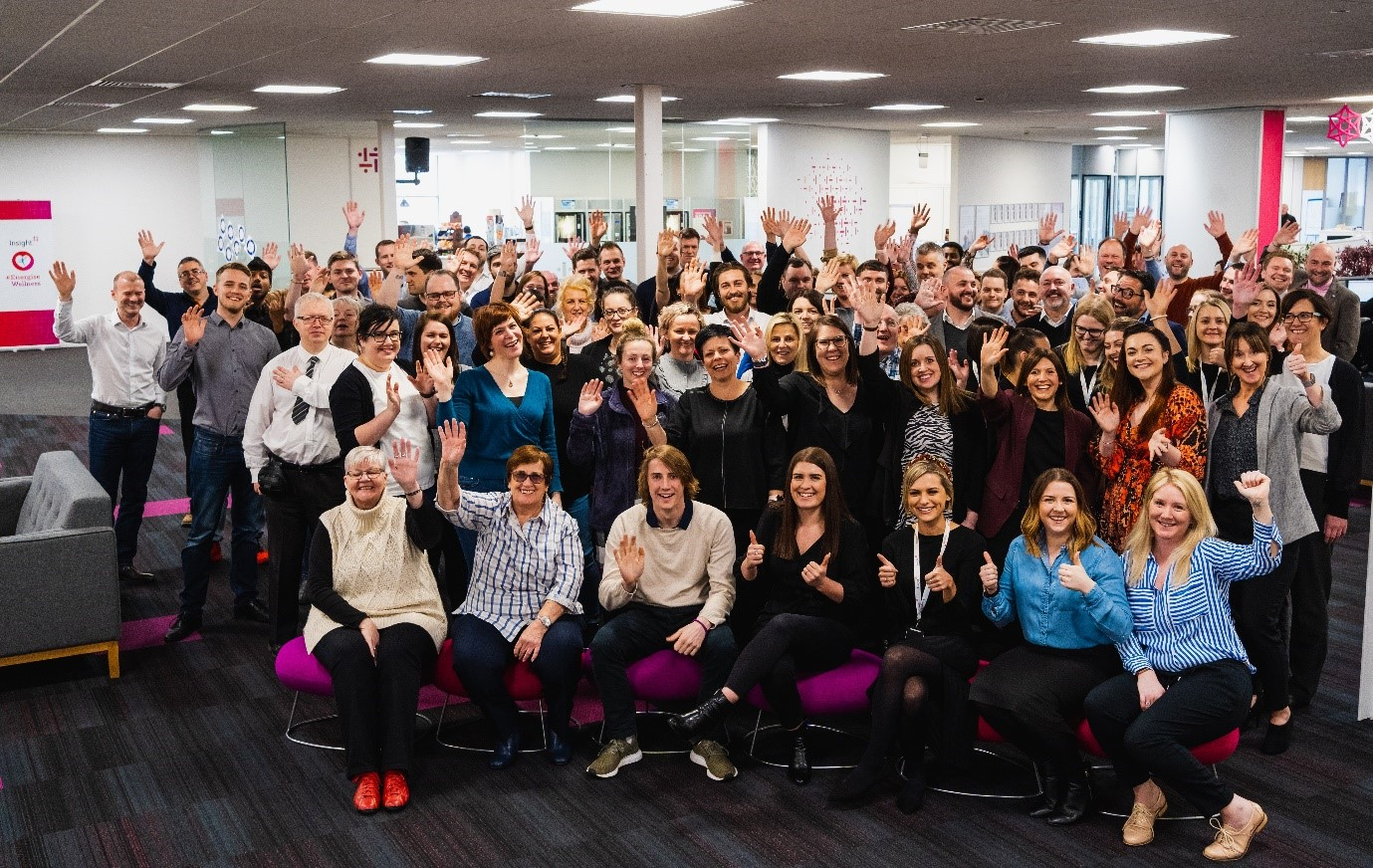 Hunger, Heart, Harmony: Inside Insight's Great Workplace Culture