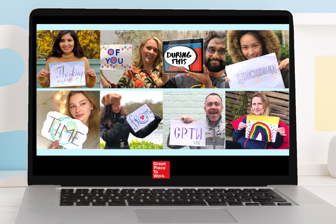 Better Together: Inside Our Culture at GPTW UK