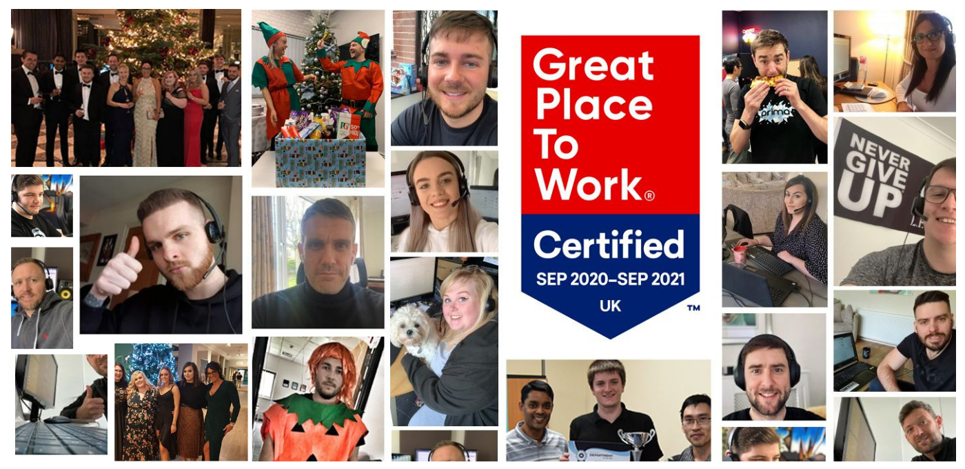 4 Ways Being Great Place to Work-Certified™ Builds Employee Trust