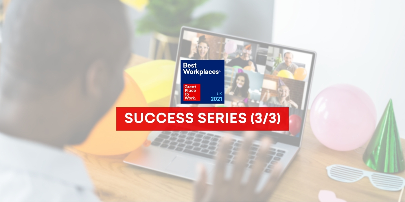 Success Series: Best Practices from Best Places to Work in UK