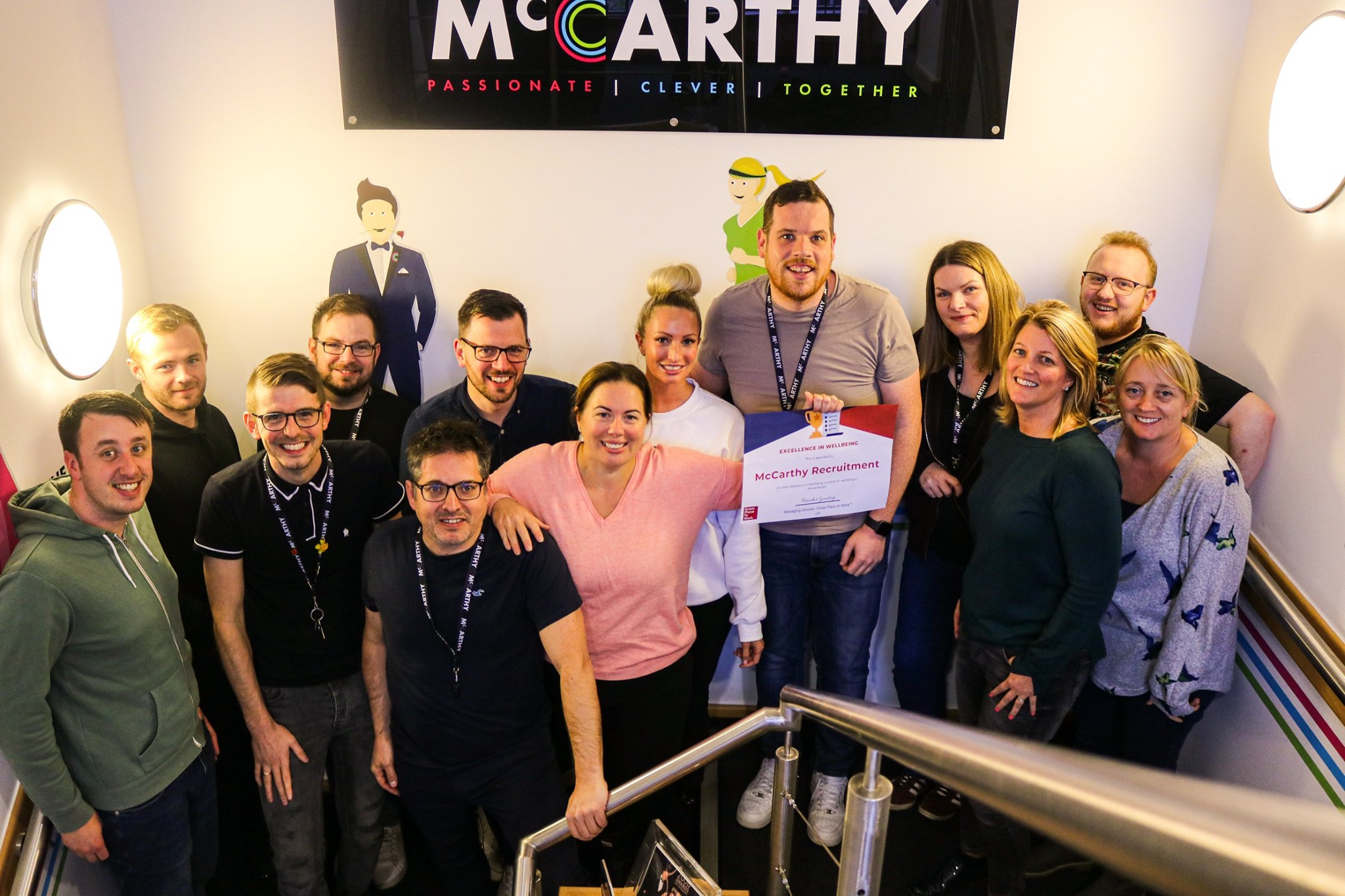 How McCarthy Recruitment Keeps Furloughed Staff Engaged During Lockdown